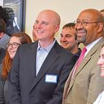 She's impressed by Philadelphia's aid to startups