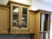 Shown is an example of the cabinets sold at WillisKlein.