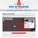 MakeICT leaders pop up on White House Maker Faire map