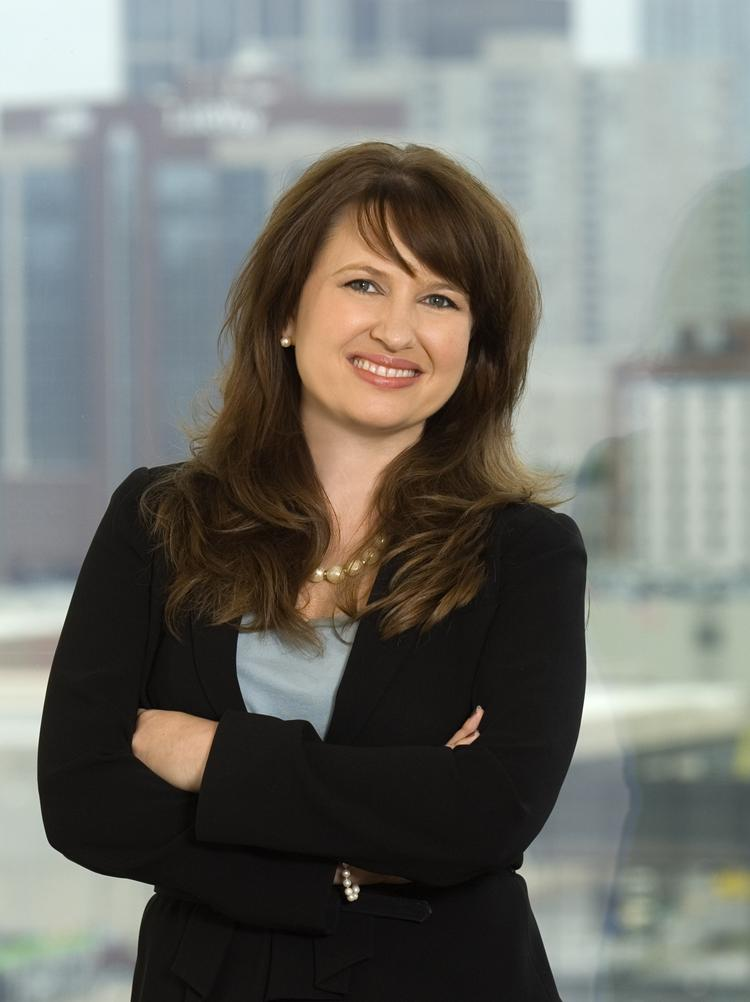 Nicole Maynard is the Tennessee President for JPMorgan Chase & Co.