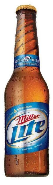 The Miller Lite vortex bottle now will be sold only in grocery stores and convenience stores.