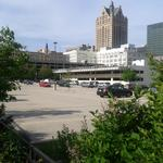 Parking lot once mentioned for Milwaukee arena site sold for future development