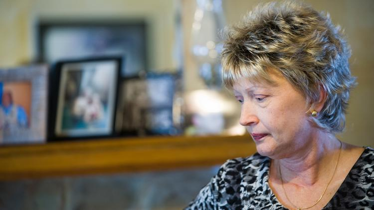 Bonnie Davis had her uterus removed in 2012 with a surgical device called a power morcellator. The morcellator minces tissue for easy removal during minimally invasive surgery, but in some cases can spread undetected cancer.