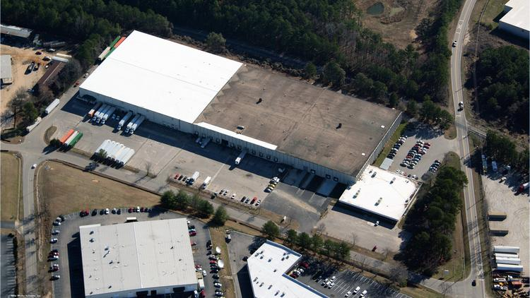 Paper packaging company Ranpak Corp. has signed a 60,000-square-foot lease at the North 540 distribution center in north Raleigh.