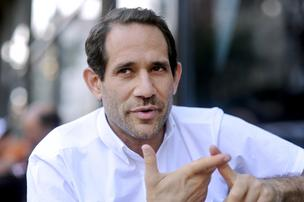 American Apparel founder Dov Charney