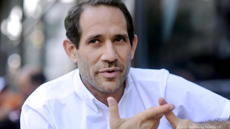 American Apparel is hoping to secure funds to pay off a loan that came due after the ouster of CEO Dov Charney, the company's founder.