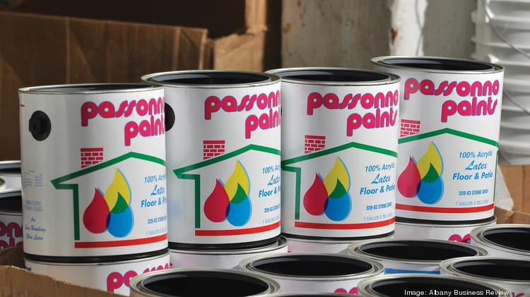 New regulations, if they go through, could add $4 to a $35 gallon of Passonno Paint, says the CEO of the Watervliet, New York manufacturer.