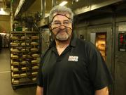 Ronnie Elrod is the plant manager at Dave's Killer Bread's main manufacturing facility in Milwaukie. He did 15 years in prison on drug charges, including possession with intent to deliver. He went to prison in March 1994 and was released in January of 2010.