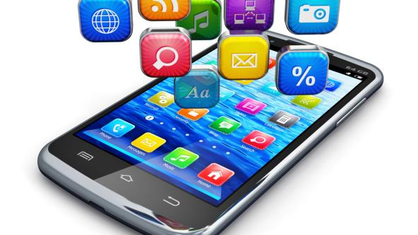Smartphones are changing the way some mortgage lenders companies are interacting with clients.