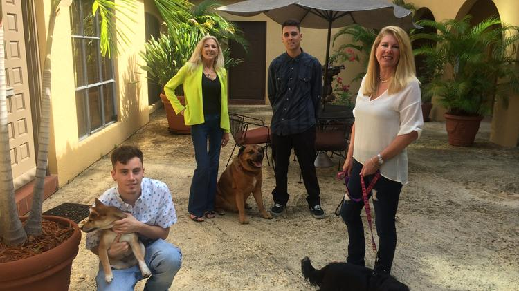 Integrated Marketing Strategies held their first Take Your Dog to Work Day with thousands of other companies across the U.S. June 20.