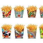 Bay area artist creates World Cup-themed artwork for McDonald's fry boxes