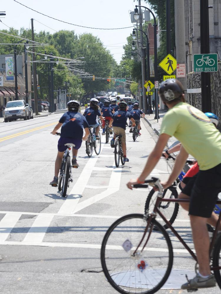 A new study finds that the more bikes on the road, the fewer fatalities.