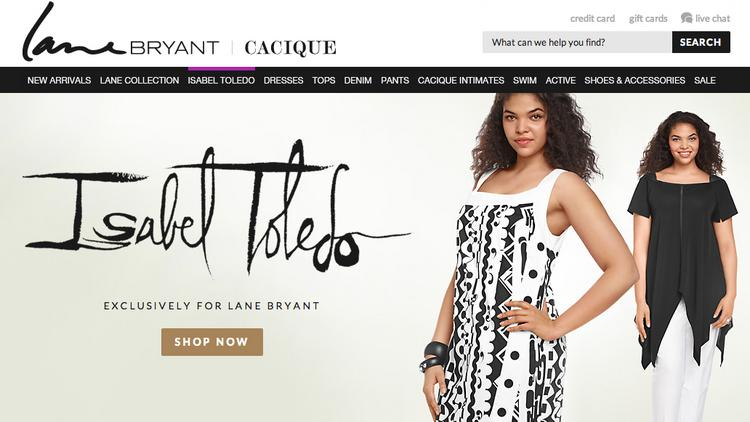 0595ac754d666 Lane Bryant s Cacique lingerie line up to 30% of company s sales ...