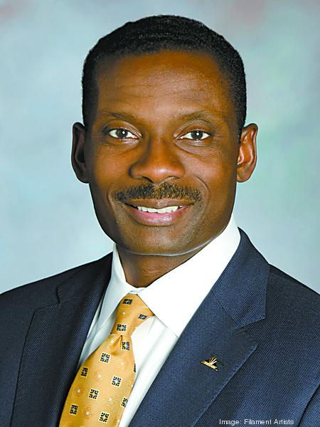 Leroy Abrahams was recently named the north central Alabama area president for Regions Financial Corp.