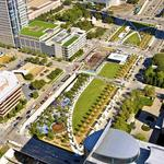 Klyde Warren Park gets its LEED Gold seal of approval