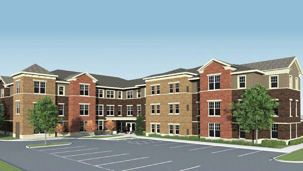 Community Housing Network Starts Construction Of Hawthorn Grove Apartments Downtown Columbus