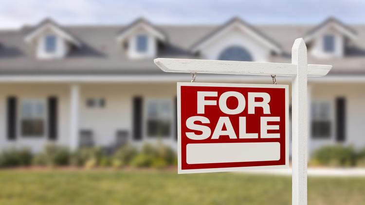 Some homeowners can't sell their homes because they owe more than the homes are worth.