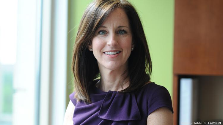 Diane Zanetti, seen here in 2011, will join Capital One's government contractor lending group in a new position created by the McLean bank.
