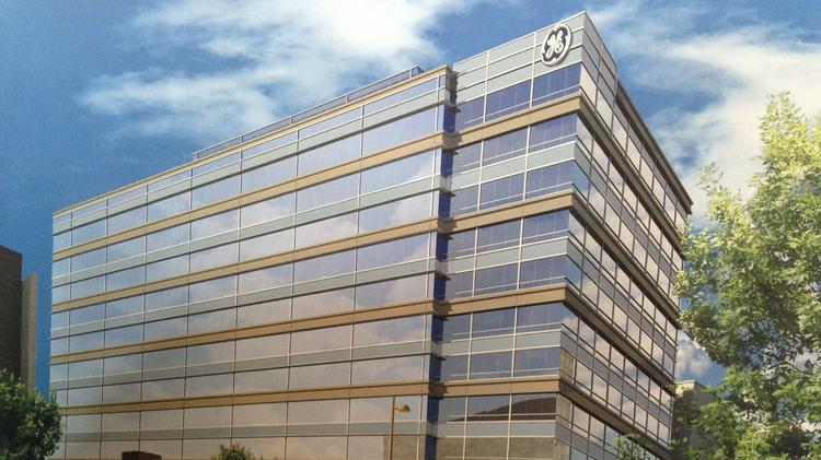 General Electric will build its new global operations center at the Banks.