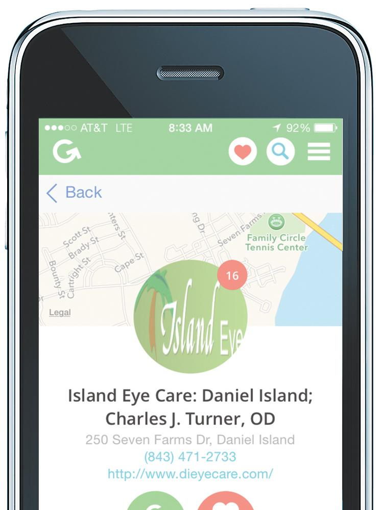 New apps can help doctors with business referrals and