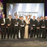EY celebrates L.A. bizzers at Entrepreneur of the Year Awards