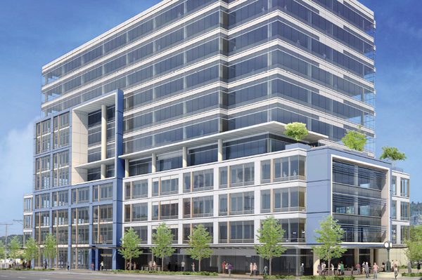 Alexandria Real Estate's project at 400 Dexter Ave. N.