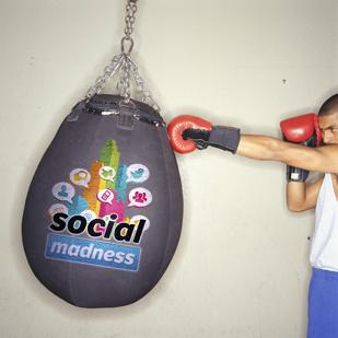 Sacramento's Social Madness competition starts today. Companies are measured by social engagement as well as by votes.