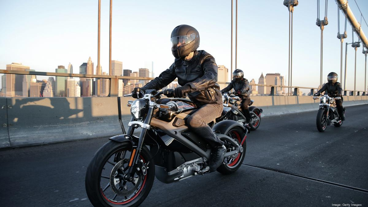 Electric powered motorcycles, scooters on the rise, Boulder research firm finds - Denver Business Journal