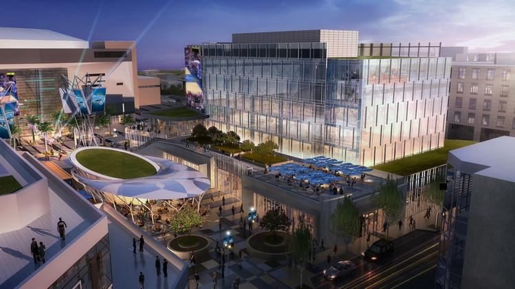 Top rehabilitation/renovation of mixed-use: Orlando Magic entertainment complex: The Orlando Magic in November 2013 got the OK to buy a 7.3-acre site in downtown for $12.7 million from the city of Orlando, making up most of the city block needed for the team to build its $200 million, 650,000-square-foot, mixed-use complex. The complex will feature the team's headquarters, 100,000 square feet of office space, 250 hotel rooms with 40,000 square feet of meeting space, 250 residential units, 64,000 square feet of retail space and parking garages. It will create about 1,000 jobs and bring needed meeting space to downtown, along with helping boost the economy of an area that hasn't yet benefited from the opening of the Amway Center. Involved parties: Orlando Magic's related SED Development LLC, developer; city of Orlando and Orlando Police Department, seller. Involved parties: Orlando Magic's related SED Development LLC, developer; city of Orlando and Orlando Police Department, seller.