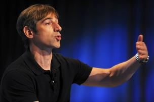 Mark Pincus, chief executive officer of Zynga Game Network Inc.