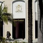 Juicy Couture shuts down stores in C. Fla., U.S.