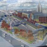 PHOTOS: <strong>Mosites</strong>' East Liberty Transportation Center begins to take shape