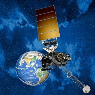 Budget cuts could delay the launch of satellites being developed by Lockheed Martin for the National Oceanic and Atmospheric Administration.