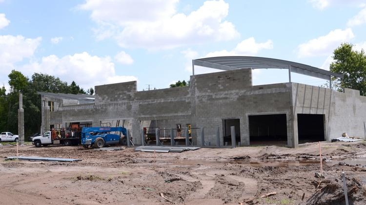 Smaller-value projects appear to be more prevalent in Central Florida year-to-date, based on new construction data from McGraw Hill Construction.