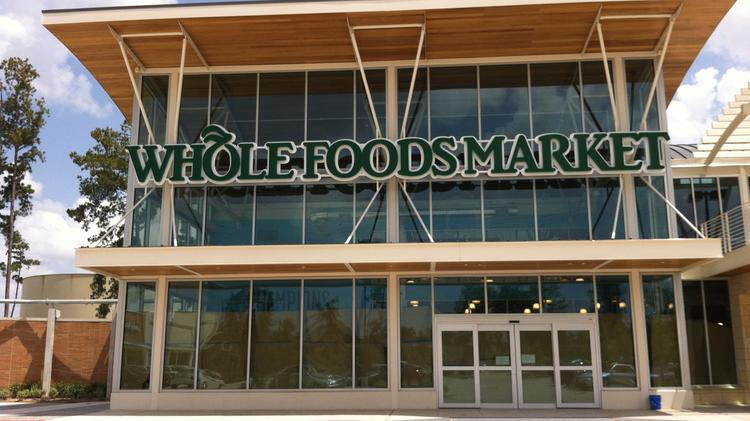 Whole Foods is the largest public company in Austin when ranked by 2013 revenue.