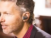 Soundhawk's earpiece isn't inconspicuous but shouldn't be a problem for those used to wearing a Bluetooth headset.
