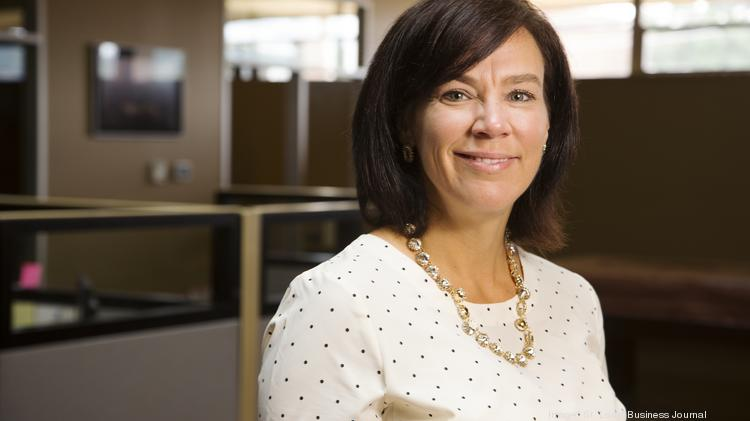 Julie Steis, president of Mercury Communications and Construction Inc.