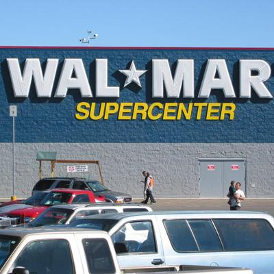 wal mart business report