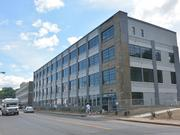 This building at 845 Broadway in Schenectady will house 155 indigent men in single-occupancy rooms.