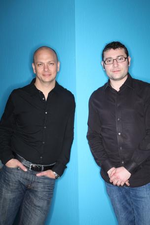 Tony Fadell and Matt Rogers