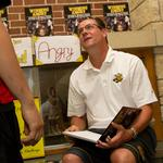 Wichita Children's Home: Tell Gregg Marshall thanks for staying by donating to his charity of choice