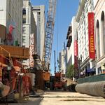 UPDATE: Central Subway project