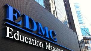 Education Management Corp. (Nasdaq: EDMC) is based in Pittsburgh.
