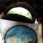 Cream offers sweet way to stay cool: Custom ice cream sandwiches