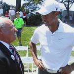 8 things to start your Wednesday as Tiger Woods takes to the greens and hears... crickets?