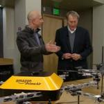 Amazon to FAA: Let us test drones in Washington state or we'll test them outside of U.S.