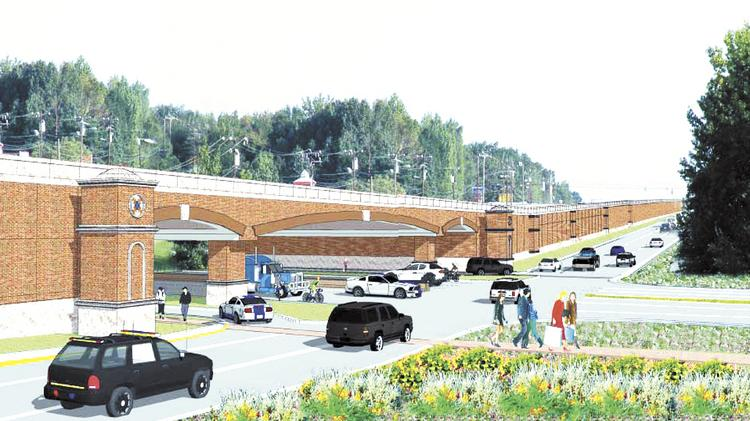 Planning is underway for the $850 million project.