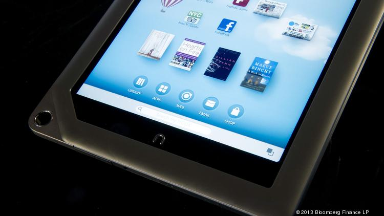 Will its Google partnership end up more successful than Barnes & Noble's nook? The company better hope so.