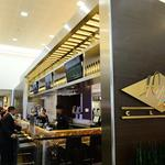Airport celebrates new food options on Concourse D (SLIDESHOW) (Video)