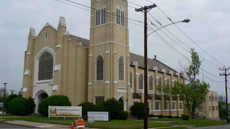 Reconciliation Academy plans to remodel all four floors of the building and move walls to make room for classrooms and offices. The school will convert the church's existing auditorium into a multipurpose room for gym and auditorium uses. 